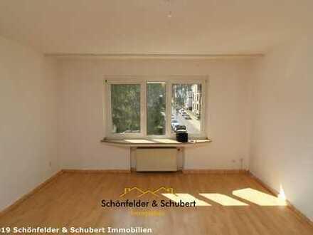 Helle, gut aufgeteilte 3,5 Raum-Wohnung mit Balkon