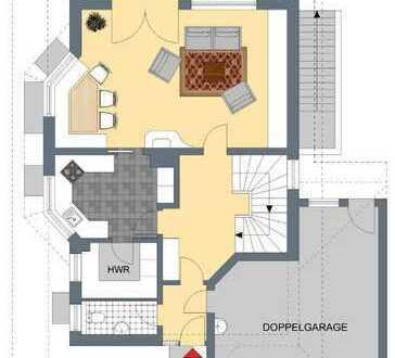 Ein Einfamilienhaus zum verlieben: Doppelgarage, sonniger Garten und perfekte ruhige Lage inklusive!