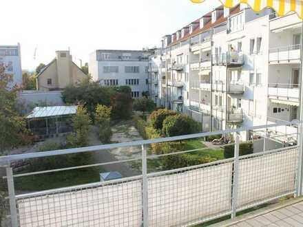 Gepflegte 3-Zimmer-Wohnung mit Balkon in Ulm