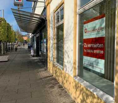 Bessere Lage für Ihre Geschäftsidee gibt es nicht - 120m² Verkaufsfläche am Schlossplatz