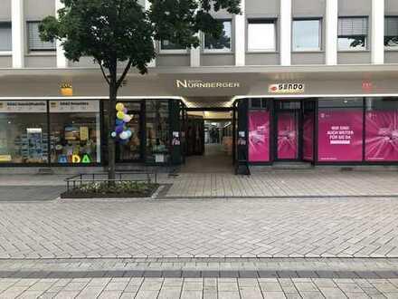 -- Einzelhandel/Bürofläche -- im Herzen der Fußgängerzone -- Hanau City -- von Privat --