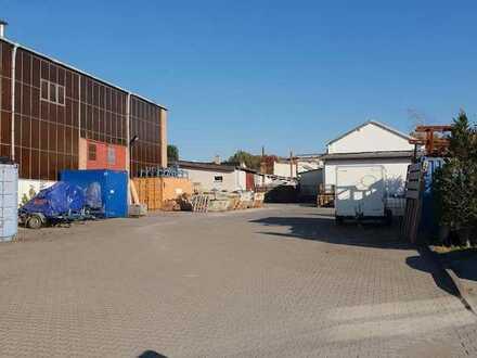 LINDEN IMMOBILIEN - Gewerbegrundstück mit Bürogebäude und Produktionshalle