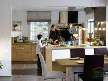 Energiesparendes Traumhaus mit Keller