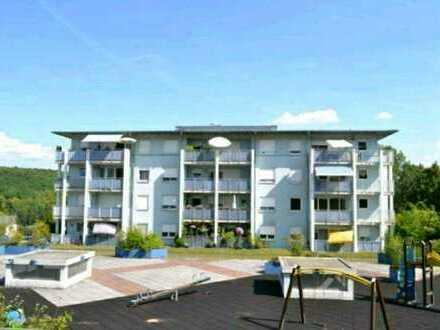 Gepflegte 4-Zimmer-EG-Wohnung mit Balkon und EBK in Schweinfurt