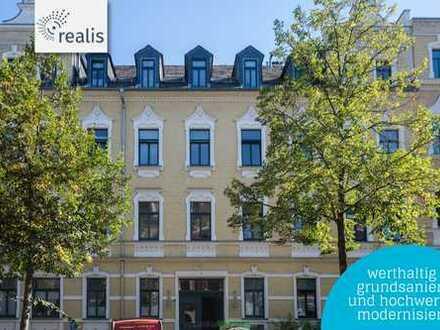NEU: charmantes Mehrfamilienhaus am Kaßberg, attraktives Investment mit Steigerungspotenzial