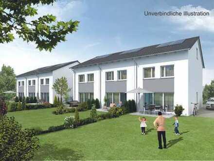 Reihenmittelhaus in toller Lage - Neubau Erstbezug