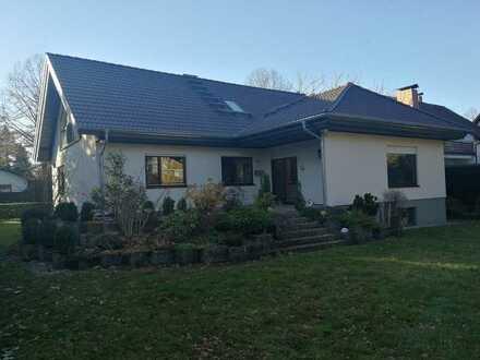 Villa mit viel Garten in Hanau Wilhelmsbad