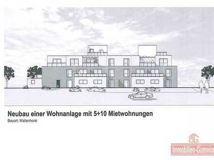 moderne Neubauwohnung im Zentrum von Wallenhorst
