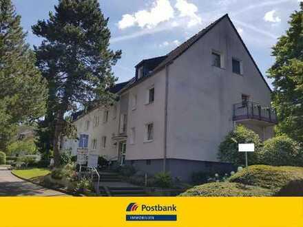 DG-Wohnung (2.OG) zzgl. Ausbaumöglichkeit des Speichers zu einer sehr großen Wohnung