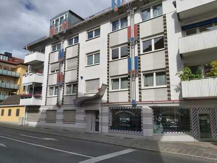 4-Zimmer Barrierefreie Eigentumswohnung im Zentrum Fürth nähe Stadtpark