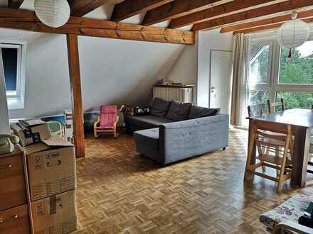 Helle 3-Zimmer-Dachgeschosswohnung in sehr guter Lage
