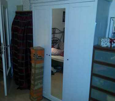 Möbliertes WG Zimmer mit Balkon und Alpenblick und Hängesessel