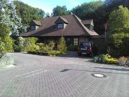 Aussergewöhnlich schöne Doppelhaushälfte am Waldrand im Wohngebiet in Bad Bentheim