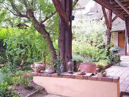 Verstecktes Kleinod in St. Leon - kleines, gemütliches Einfamilienhaus mit Charme