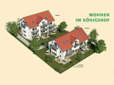 Wohnen im Königshof Haus B - Whg. 17 DG