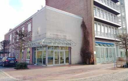 Großzügiges Ladenlokal in der Fußgängerzone von Norden zu vermieten