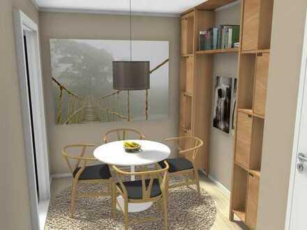 Grünes Wohngebiet, Balkon, Aufzug - Was will man mehr?