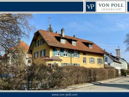 Mehrfamilienhaus mit Entwicklungspotenzial