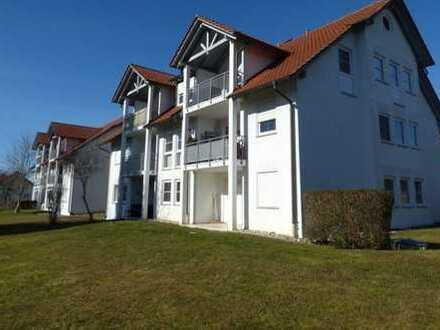 Exklusive, vollständig renovierte 2-Zimmer-Wohnung mit Balkon und Einbauküche in Horb am Neckar