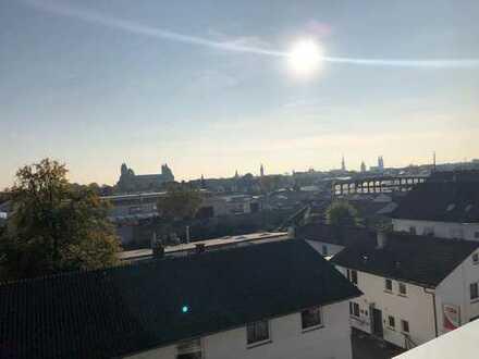 Erstbezug: exklusive 3-Zimmer-Penthouse-Wohnung mit Balkon in Speyer
