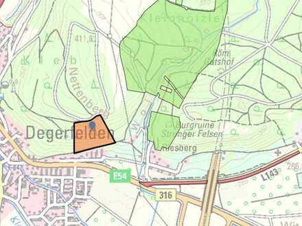 Herrenloses Waldgrundstück; Flst.nr. 2755