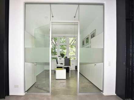 Bürofläche für Kreative in stilvollem Altbau