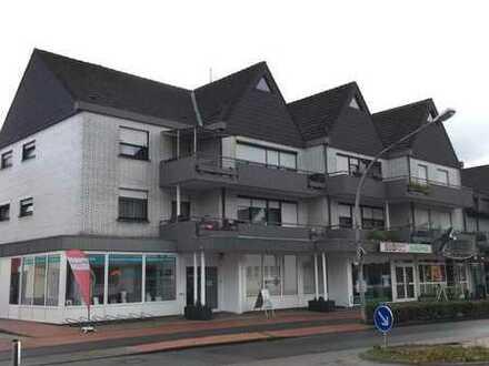 Zentral gelegene 2-Zimmerwohnung in Recke zu vermieten