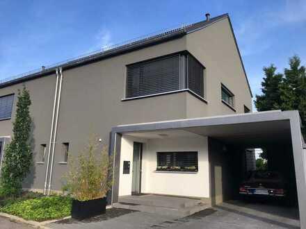 Exklusive Doppelhaushälfte in Nellingen