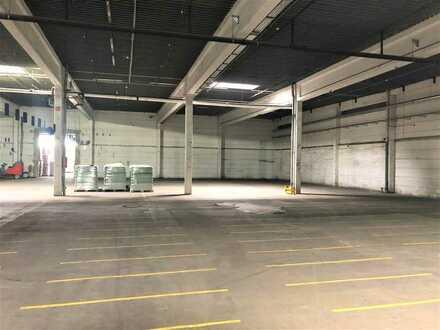 Attraktive Lagerhalle in zentraler Lage | moderne Ausstattung | hervorragende Anbindung | RUHR REAL