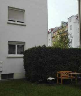 RESERVIERT. 3-Zimmer-Erdgeschosswohnung mit Balkon/Gartenanteil in Ulm