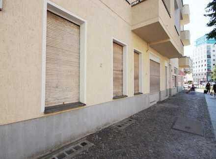 Bezugsfreie 116 m² große Gewerbeeinheit...