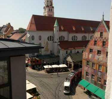 Maisonette- Stil inkl. 2 Garagenplätzen in Spitzenlage von Augsburg!