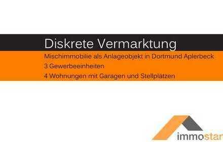 Exklusive Mischimmobilie als Anlageobjekt in Dortmund