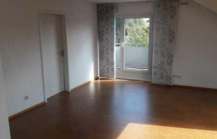 Helles 1-Raum-Appartement im Dachgeschoß, Rumphorstviertel
