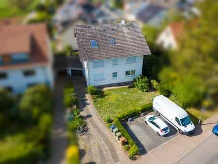 Freistehendes Mehrfamilienhaus in ruhiger Lage für Kapitalanleger, Eigenbedarf oder beides