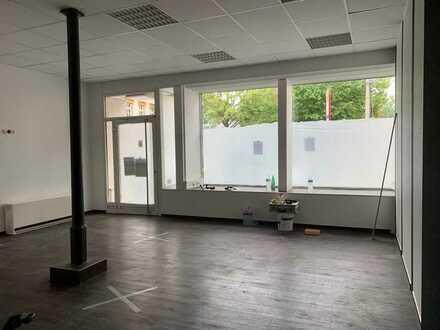 Ladenfläche mit ges. 90 m² auf der Pfinztalstraße zu vermieten!