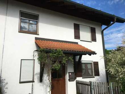 Großzügige, gepflegte DHH in Iffeldorf, gehobene Ausstattung, ideale Lage