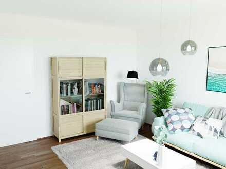 2-Zimmerwohnung in Schwarzenbach - frisch renoviert in Toplage