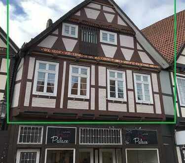 **4-Zi. Maisonette-Whng. mit Balkon in der Innenstadt**