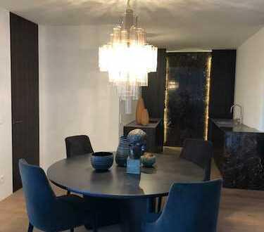 Luxuriöse 2-Zimmer-Wohnung am Isarhochufer