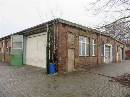***KFZ-Werkstatthalle mit Außenfläche*** 700m² in Marienfelde