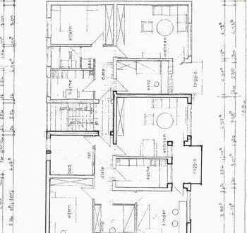 Gepflegte 4-Zimmer-Wohnung mit Balkon in Dortmund