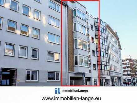 Sehr ansprechende Maisonette Wohnung in zentraler und dennoch ruhiger Lage!