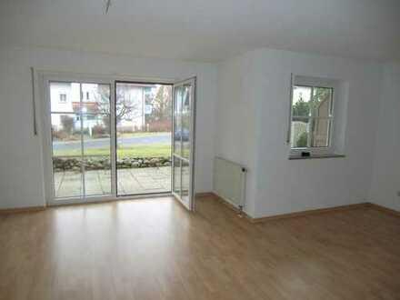 Schöne 1 Zimmer-Erdgeschosswohnung mit Terrasse