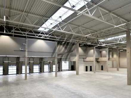 PROVISIONSFREI ✓ LAGER-/LOGISTIK-NEUBAU ✓ 30.000 m² / teilbar ✓ Rampe + eben ✓ 10 m Höhe ✓