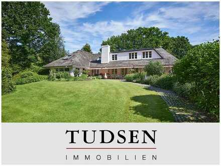 Großzügige Villa auf 3.000 m² Ausnahme - Naturgrundstück.