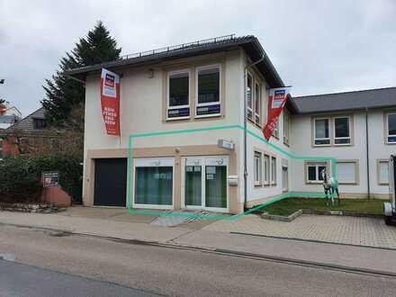 Ladenlokal mit Büros im EG für Agentur, Geschäftsstelle, Büro, in Ellwangen