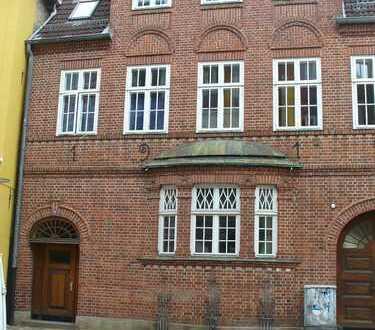 Flensburg, ruhige 2-Zimmer-Wohnung in der Altstadt nur mit Wohnberechtigungsschein