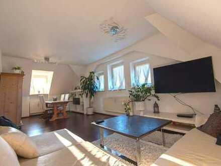 Ideal für Münchenpendler! Exclusive 4-Zimmer-Maisonettewohnung in Augsburg-Pfersee, Nähe Hbf.