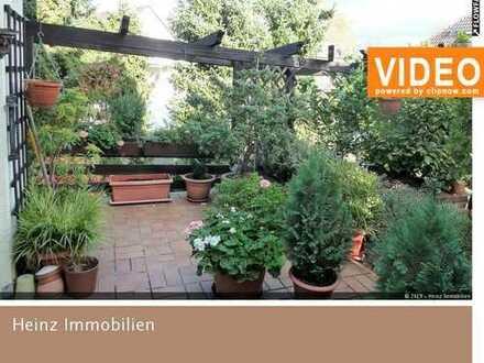 Stimmungsvolles Raumprogramm mit großer Terrasse in Köln-Dünnwald